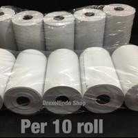 Kertas thermal printer 80x50 per 10 roll