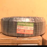 kabel nyyhy /nymhy 2x6 serabut kabel rambut listrik super kabel