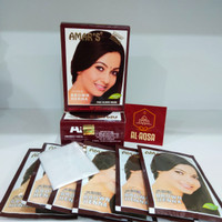 Henna Amar's Brown (isi 6pack)