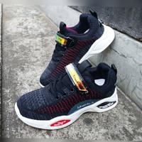 Sepatu Anak Import A2058 Black