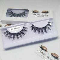 """Bulu mata 3D (3Dimensi) type Esther 100% Human Hair """"ANNE LASHES"""""""