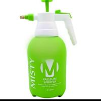 Semprotan / Sprayer 2Liter Misty Awet Berkualitas Hijau