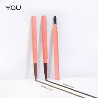 The Simplicity Brow Styler by You Makeups - Natural Brown