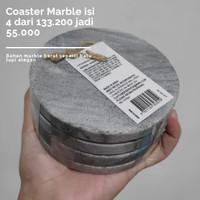 Coaster Marble isi 4