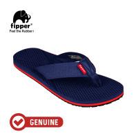 Fipper Refitt / Sandal Pria / Navy Ruby