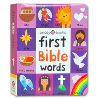 First Bible Words Board Book