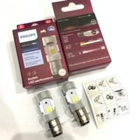 Lampu Depan LED PNP Vario 125 Lama By PHILIPS Original - Putih ISI 2PC