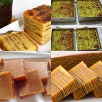 kue basah khas palembang