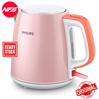 PHILIPS Tea Boilling Electric Kettle/Teko Listrik HD9348 Not HD9306