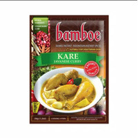 Bumbu Instant Bamboe Kare/ Curry