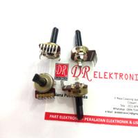 Potensio ORI tape politron Polytron nonCT non CT 100K 6p 6 pin 6 kaki