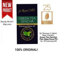 Lipton Teh Celup Green Tea Sencha - Isi 25 Sachet