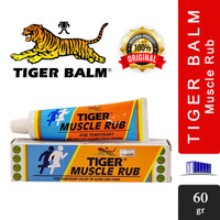Tiger Balm Muscle Rub Tigerbalm Balsam Krim Salep Otot Pain Relief