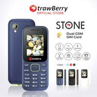 Strawberry St11 Stone Hp Candybar 1.8 inch Dual Sim Garansi Resmi