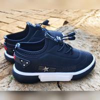 Sepatu Anak Import B8805 Black