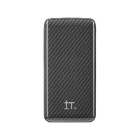 IT Portable Charger Pro 10,000 mAh Slim Power Bank with PD and QC