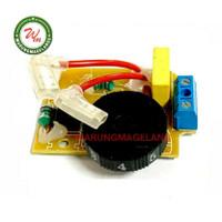 Saklar switch Variable Speed Control Mini grinder modern mollar nrt