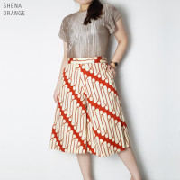 Shena Cullote - Celana Batik Wanita Kulot Wanita