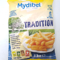 Mydibel Tradition Kentang Goreng 1kg - My dibel kentang beku