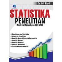 Statistika Penelitian (Analisis Manual Dan IBM SPSS)