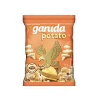Garuda Potato Rasa Sapi Panggang BBQ (kemasan Renceng)