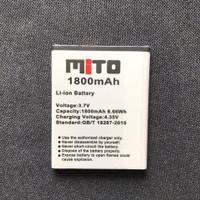 Baterai Batre Battery Original Mito A880