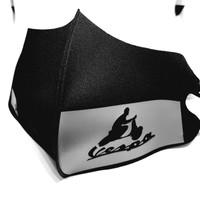 Masker Scuba Adjustable Vespa