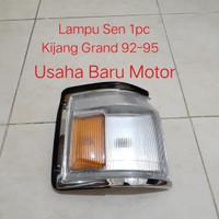 Lampu Sen Sein Depan Chrome 1pc Toyota Kijang Grand 92-95 ( Depo )