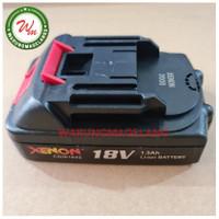 Baterai XENON 18 volt CDID1845 MESIN BOR BETON CORDLESS IMPACT DRILL