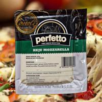 keju mozarella perfetto 250 gr / perfetto mozzarella 250gr