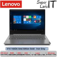 Laptop Lenovo V14 14ADA Amd Athlon Gold 3150U 4GB 256GB 14inch W10 OHS