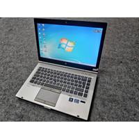 HP Elitebook 8470P Core I5 RAM 4GB - 320GB - 14 Inc MURAH MERIAH!!!