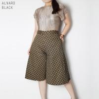 Alvaro Cullote - Celana Batik Wanita Kulot Wanita