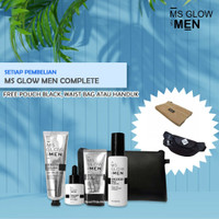 MS Glow For Men Paket Complete