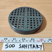 "Dop Saringan 4"" Waled PVC - Cap Walet Biopori Bolong Lubang Kotak"