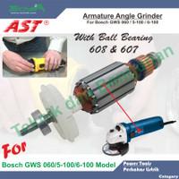 Armature/Angker Grenda GWS 060 / GWS 5-100/ GWS 6-100 AST