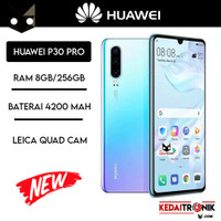 Huawei P30 PRO 8/256GB CN 6.47 inch Breathing Crystal Smartphone 4GLTE