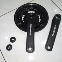 Gir Susun 3 Atlantis sepeda / 3 speed gear bicycle / Gir depan goesan