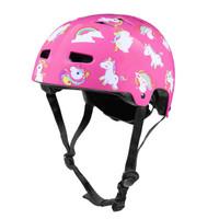 Helm anak Helm sepeda anak perempuan pink brompton fnhon pikes ecosmo