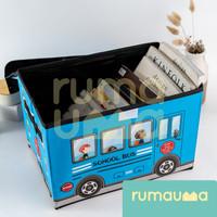 RUMAUMA Box Penyimpanan Storage Organizer Tempat Foldable Laundry