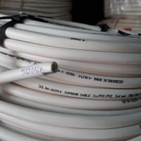 kabel supreme nym 3x4 - Putih