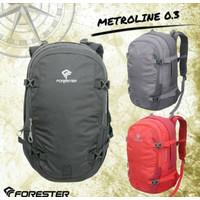 Tas Ransel Pria Forester 20402 Metroline 0.3 Plus CB Original