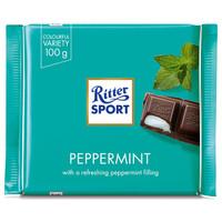 Ritter Sport Peppermint Chocolate 100 g