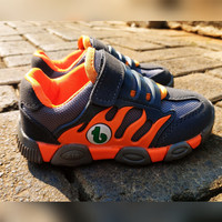 Sepatu Anak Import 928 Grey