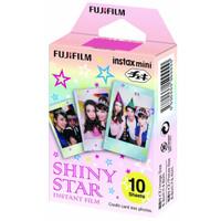 Isi Refill Fujifilm Instax Mini Motif Shiny Star 10 Lembar