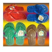 Sandal Pijat Refleksi terapi jepit Akupuntur sandal kesehatan