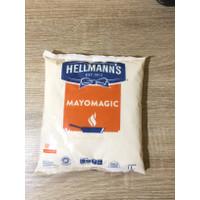 Hellmanns Mayo Magic 1L