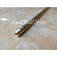 Pipa Srombong OD 13 P. 50cm + Nepel Murah