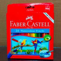 pensil warna faber-Castell(24) water colour since 1761 Original