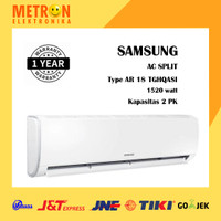 SAMSUNG AR 18TGHQASI / AC SPLIT AIR CONDITIONER 2 PK / AR18TGHQASI